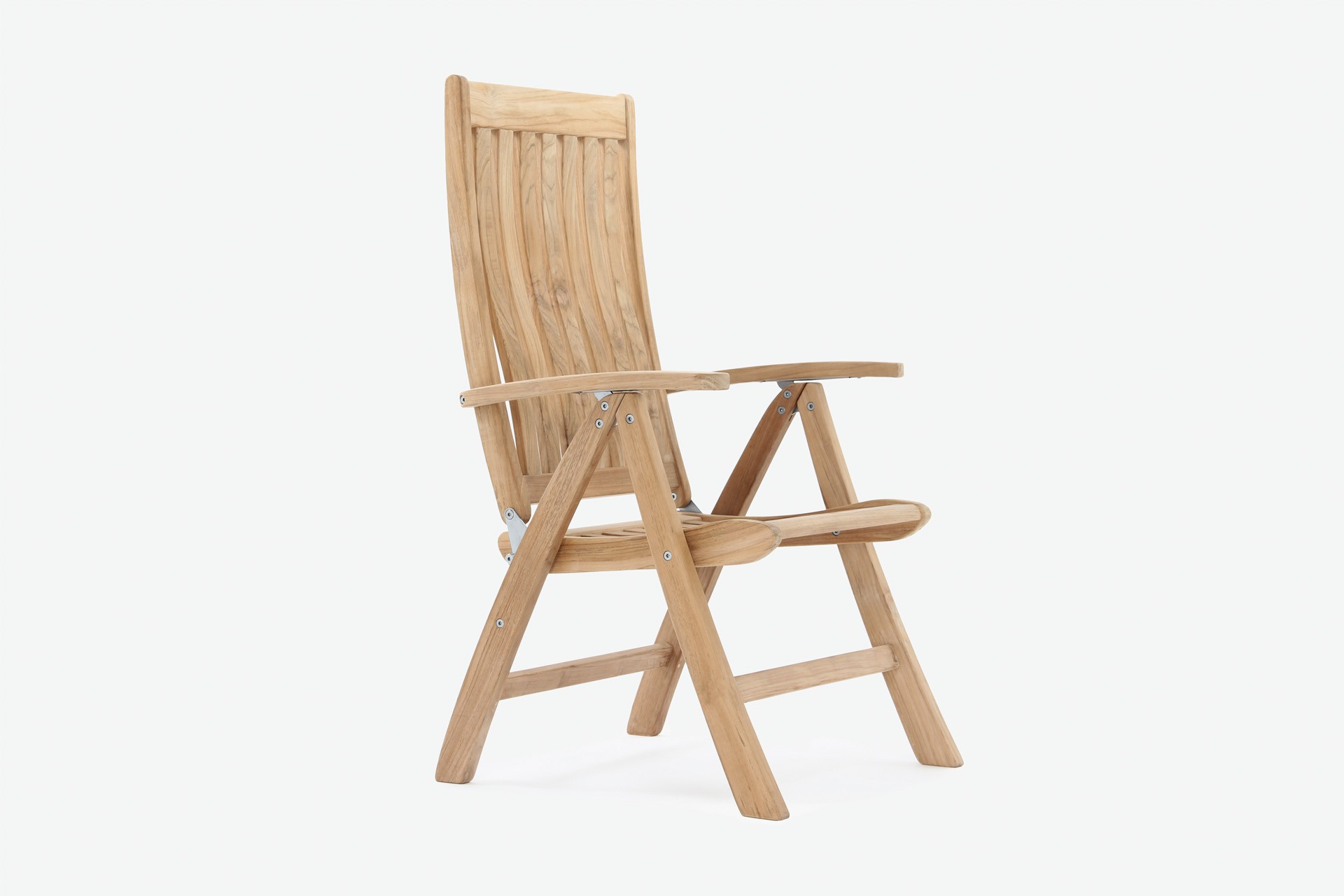 Tremendous Manhattan Recliner Teak Machost Co Dining Chair Design Ideas Machostcouk
