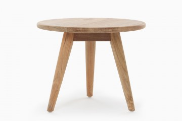 Copenhagen Retro Round Side Table