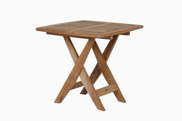 Medway Fold Side Table W /sika  50 X 50 -