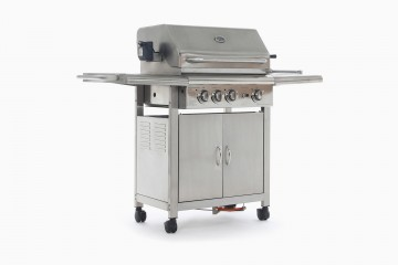 PreviousNext Stirling Stainless Steel Barbeque