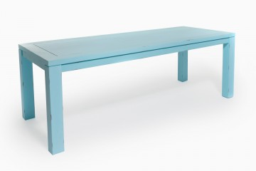 Bornholm Dining Table - Vintage Sky Blue