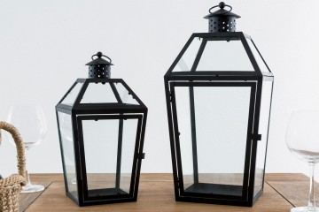 London Hurricane Lantern