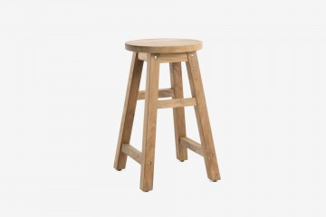 Monterrey Bar Stool Counter Ht - Round -