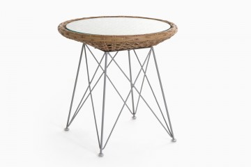 Amalfi Round Side Table