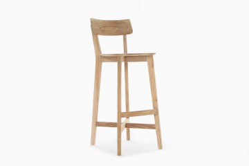 Copenhagen Retro Bar Side Chair