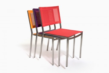 Firenze Dining Stacking Side Chair