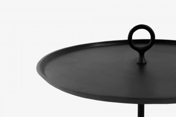 Bahamas Side Table - MS Black