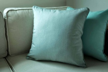 Square Pillow 50 cm - Cast Mist