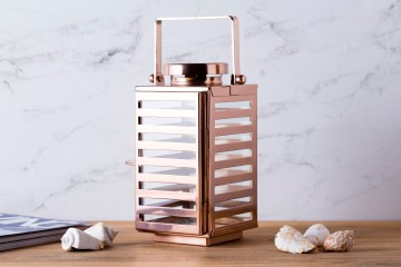 Dubai Lantern Copper