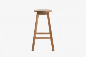 Monterrey Bar Stool - Round -