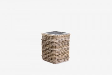 Cebu Planter Square Small - 35 x 35 x Ht 40 cm -