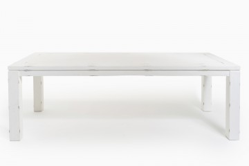 Bornholm Dining Table - Vintage White Wash